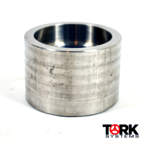 3000 lb 304/304L stainless steel socket weld coupling