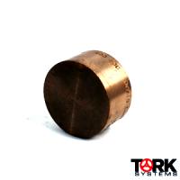 90/10 Copper Nickel Cap